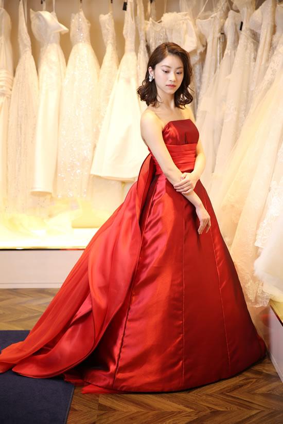 札幌のドレスショップDESTINAディスティーナANTONIO-21(DESTINA Limited-color)画像イメージ