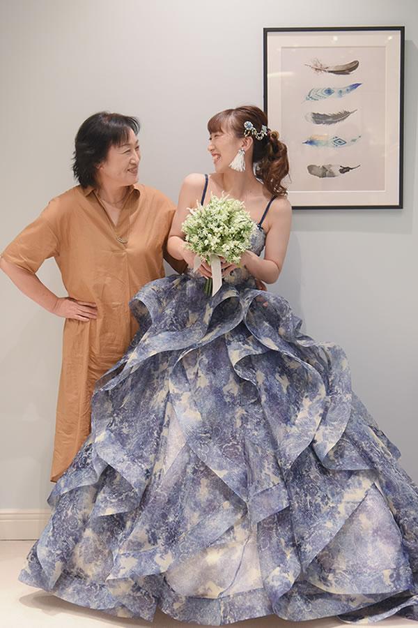 札幌のドレスショップDESTINAディスティーナ画像イメージ