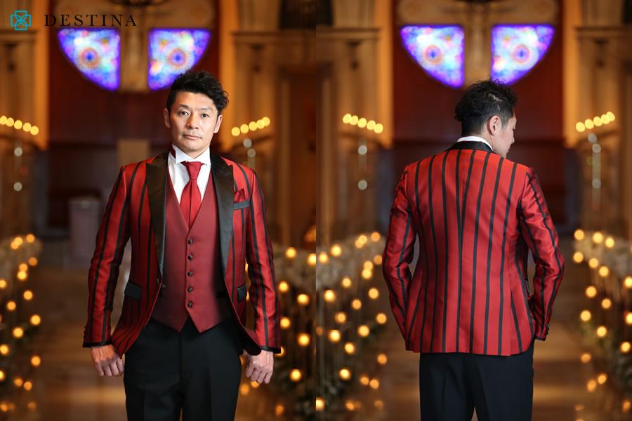 札幌のドレスショップDESTINAディスティーナ結婚式はドレス選びからドレスファースト画像イメージ